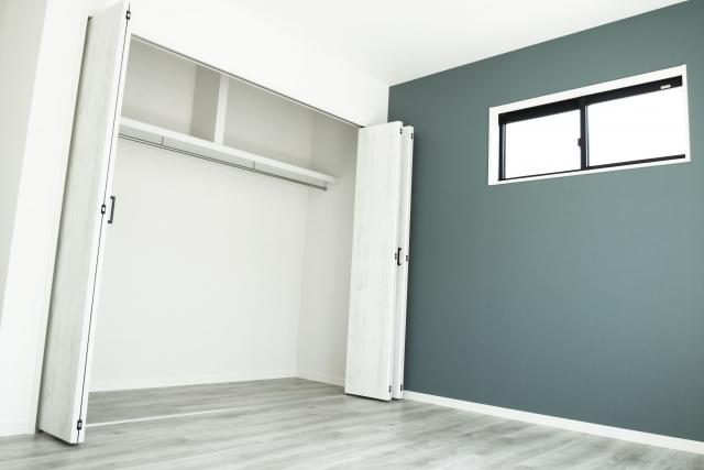 クローゼット・群馬県のアパートマンションリフォーム