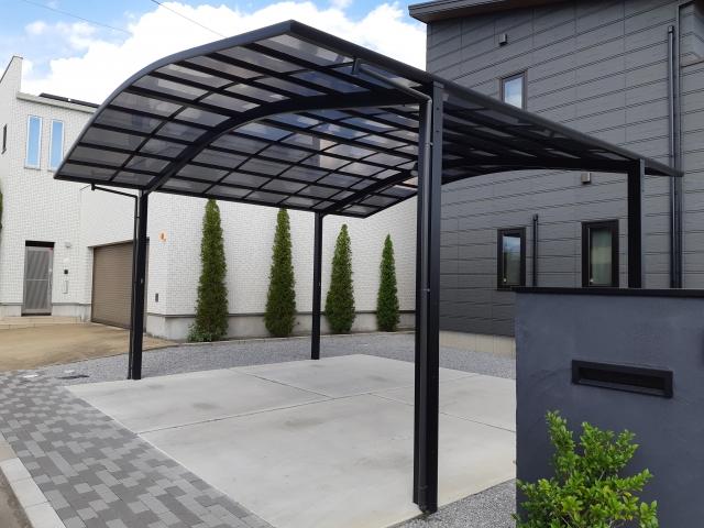 カーポート設置・群馬県のアパートマンションリフォーム