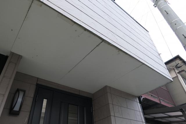 軒天雨漏り修理補修の仕方・群馬県のアパートマンションリフォーム